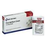 Physicians Care First Aid Kit Refill Burn Cream Packets, 10/Box