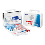 Acme First Aid Kit for Up to 15 People, 10w x 3d x 7h