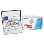 Acme First Aid Kit for 50 People, 419 Pieces, OSHA/ANSI Compliant, Metal Case