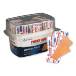 Physicians Care First Aid Bandages, Assorted, 150 Pieces/Kit
