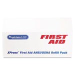 Physicians Care Ansi Pack Refills, Assorted