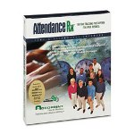 Acroprint Time Recorder 01-0211-000 Attendance Rx Time And Attendance Software for Windows