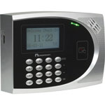 Acroprint Time Recorder 010249000 Silver and Black Time/Attendance System, Holds 50000 Transactions