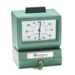 Acroprint Time Recorder Time Recorder 125-NR-4 Manual Model 125 Time Recorder, Month, Date, 1 12 Hrs, Mins