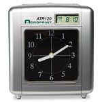 Acroprint Time Recorder Time Recorder ATR120 Time Clock for Weekly/Biweekly Pay Periods