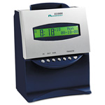 Acroprint Time Recorder Time Recorder ES1000 Electronic Totalizing Payroll Recorder, 7w x 5 1/4d x 9 1/4h