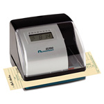 Acroprint Time Recorder Time Recorder ES700 Electronic Time Recorder and Document Stamp, 6 1/2w x 6 3/4d x 5 5/8h