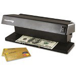 Accu Banker Ultraviolet Counterfeit Money Detector, 12W, 11 x 4 1/2 x 5