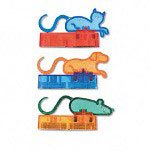 Adams Magnanimals, Magnet Set, 3 Per Pack