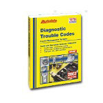 Autodata Diagnostic Trouble Codes Manual for Asian & European Vehicles 1992-2002