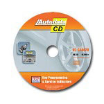 Autodata Key Programming and Service Indicators CD Domestic and Import 2007