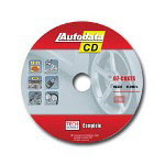 Autodata Full Tech Series CD Domestic and Import 2007
