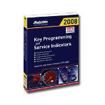 Autodata 2008 Domestic and Import Key Programming and Service Indicators Manual