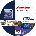 Autodata 2009 Diagnostic Trouble Code CD