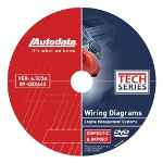 Autodata EMS Wiring Diagrams DVD