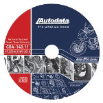 Autodata 2010 Motorcycle Technical Data and Labor Guide CD
