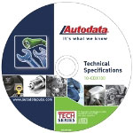 Autodata 2010 Technical Specifications CD