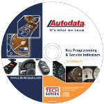 Autodata 2010 Key Programming and Service Indicators CD