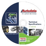 Autodata 2011 Technical Specifications CD