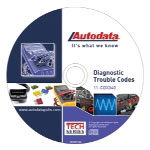Autodata 2011 Diagnostic Trouble Codes CD