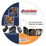 Autodata 2011 Key Programming and Service Indicators CD