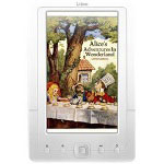 Aluratek LIBRE Color EBook Reader - EBook Reader - 2 GB - 7""
