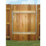 "Jewett Cameron Adjust A Gate 2 Rail (60"" 96"" Gate Opening)"