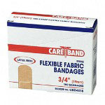 "ASO Fabric Bandages, Ventilation Holes, Long lasting, 3/4""x3"""