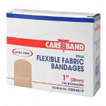 "ASO Fabric Bandages, Ventilation Holes, Long lasting, 1""x3"""