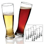 Anchor Hocking 8 pc. Grand Pilsner Glass Set