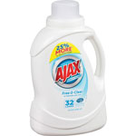 Ajax Free/Clear Laundry Detergent, 1.47L, CL