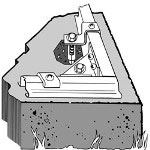 Arrow Concrete Anchor Kit for Storage Sheds