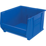 "Akro-Mills Super Size Storage Bin, Stackable, 18 1/2""x20""x12"", BE"