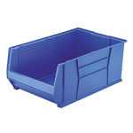 "Akro-Mills Super Size Storage Bin, Stackable, 18 1/2""x29 1/4""x12"", BE"