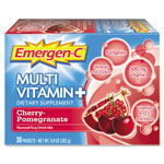 Alacer Corp. Immune Defense Drink Mix, Cherry Pomegranate, 0.3 oz, Packet, 30/Pack
