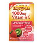 Emergen-C® Immune Defense Drink Mix, Strawberry Kiwi, 0.31 oz Packet, 30/Box