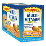 Emergen-C® Immune Defense Drink Mix, Apricot Mango , Single Pack, Pack of 30