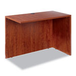 Alera Valencia Series Reversible Return/Bridge Shell, 42w x 23-5/8d, Medium Cherry
