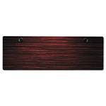 Alera Valencia Series Rectangular Table Top, 72w x 24d, Mahogany
