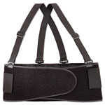 Allegro Economy Back Support Belt, X-Large, Black