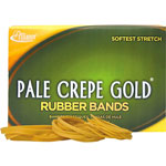 Ajax Rubber Bands, No.54, 1lb, Pale Crepe Gold