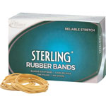 Alliance Rubber Ergonomically Correct Boxed Rubber Bands, Size 18, Approx. 2,100, 1 lb. Box