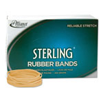 Alliance Rubber Ergonomically Correct Boxed Rubber Bands, Size 33, Approx. 850, 1 lb. Box