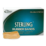 Alliance Rubber Ergonomically Correct Boxed Rubber Bands, Size 64, Approx. 440, 1 lb. Box