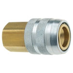 "Amflo 1/4"" NPTF Lock-On Chuck"