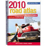 American Map Standard United States Road Atlas, Soft Cover