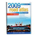 American Map 2007 Standard United States Soft Cover Road Atlas