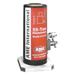 "AME 55 Ton Aluminum Jack, 10"" Stroke with New Saddle"