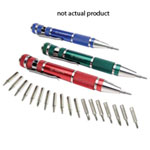Ampro Pen Type Mini Screwdrivers
