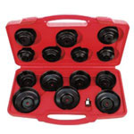 Ampro 14 Pc Oil filter Wrench Set